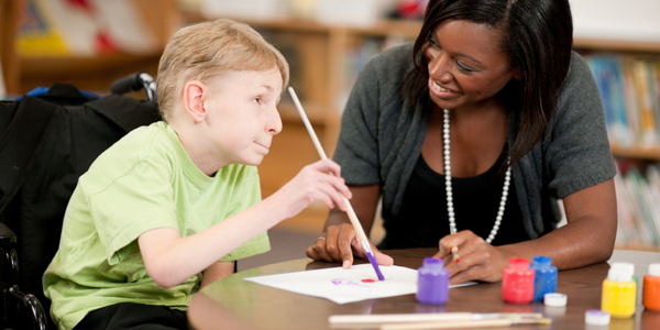 How to teach students with disabilities
