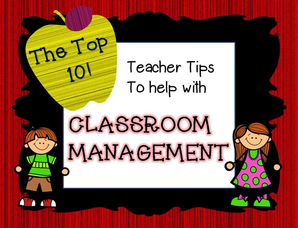 Effective classroom management: some basics
