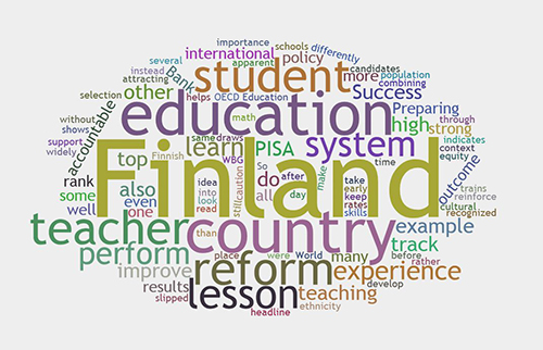 the canadas education system in comparison to the finlands education system The organization for economic co-operation and development (oecd) released the results of its 2015 global rankings on student performance in mathematics, reading, and science, on the program for international student assessment, or pisa the pisa is a worldwide exam administered every three years.
