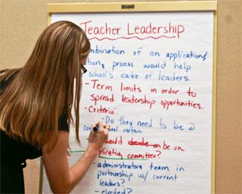 Teacher as a leader