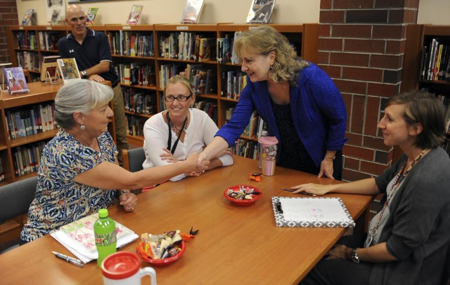 Enhancing collaborative work among teachers